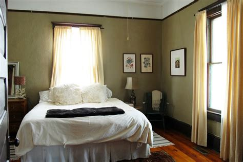 green paint colors bedroom farmhouse with antique