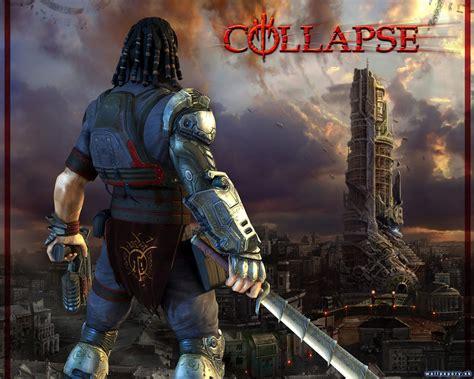 collapse devastated world wallpaper  abcgamessk