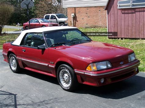 Pin 1985 Ford Mustang Race Car 1024 X 770 1280 On Pinterest
