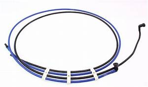 Under Car Plastic Fuel Lines 98-05 Vw Beetle 1 8t