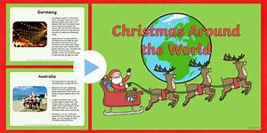 Christmas Around The World : christmas around the world powerpoint christmas christmas ~ Buech-reservation.com Haus und Dekorationen