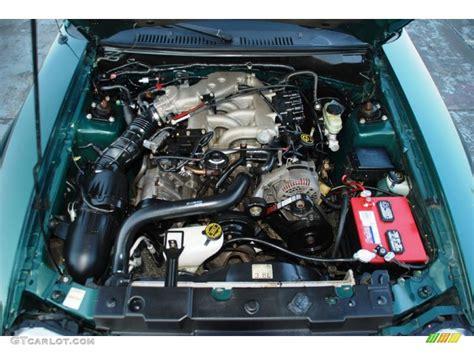 2000 Ford Mustang V6 Coupe 3.8 Liter Ohv 12-valve V6