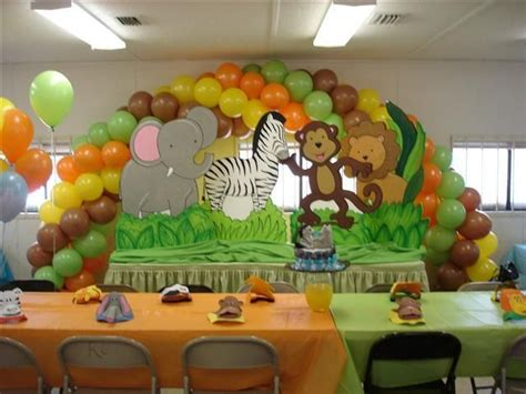Baby Shower Safari Theme by Jungle Baby Shower Theme Time For The Holidays Jungle