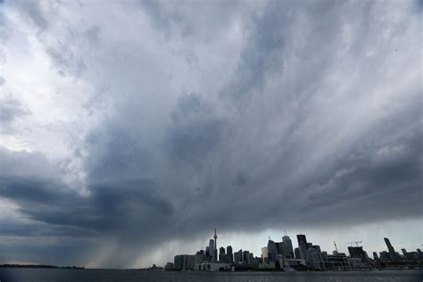 Toronto Tornado Warning