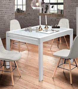 Esstisch 120 Cm : glas esstisch breite 120 240 cm online kaufen otto ~ Orissabook.com Haus und Dekorationen