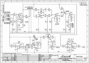 Marshall Dbs 400w 7400 Service Manual Download  Schematics