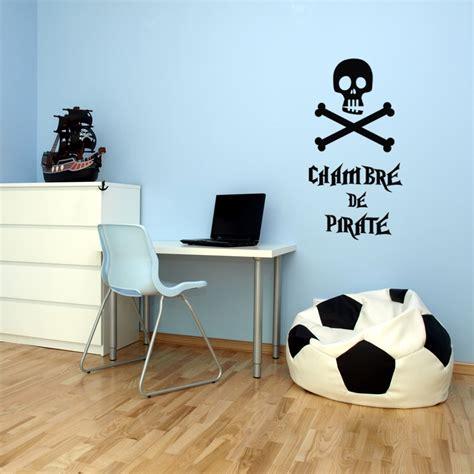 sticker chambre adulte sticker chambre de pirate stickers citation texte