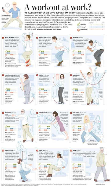 exercise at your desk 23 best images about workouts at work on the