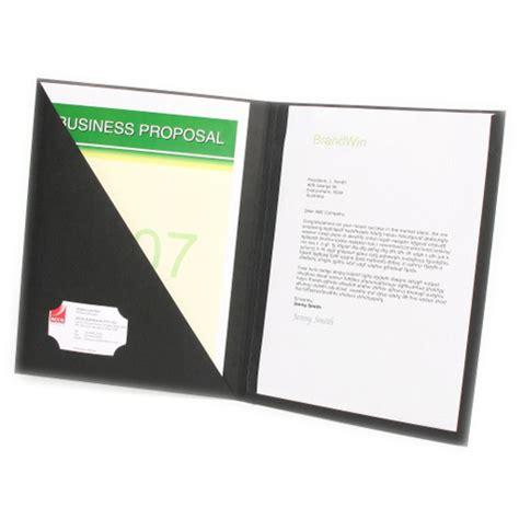 Resume Folder by Copyline Marbig Professional Series Resume Presentation