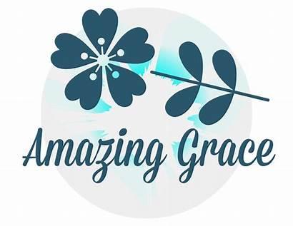 Grace Clip Clipart Amazing Christian Bible Easter