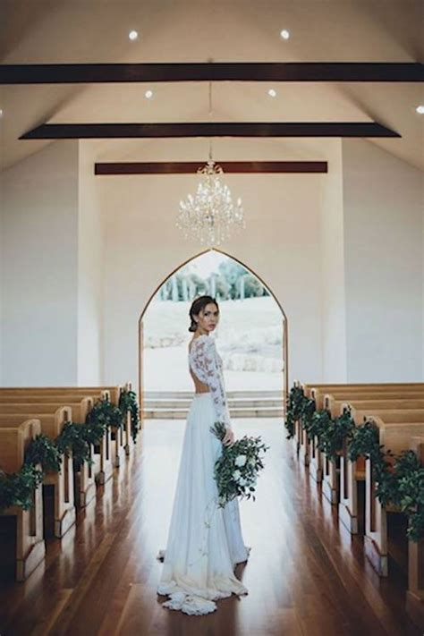 12 Simple Church Wedding Decorations And Ideas On A Budget