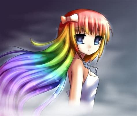 Rainbow Anime Wallpaper - random images rainbow anime wallpaper and background
