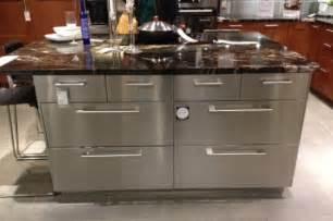 best kitchen island designs stainless steel kitchen islands benefits that you must