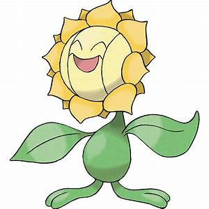 Sunflora (Pokémon) - Bulbapedia, the community-driven ...