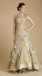 21 offbeat wedding outfits for Indian fusion wedding dress