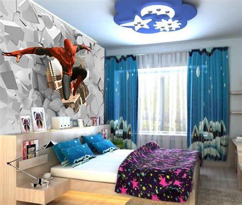 papier peint chambre garcon solutions pour la d 233 coration
