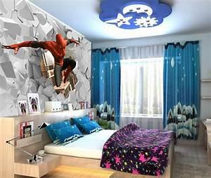 Davausnet poster geant pour chambre garcon avec des for Papier peint pour chambre ado gar on
