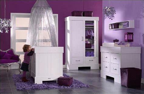 modele deco chambre fille modèle deco chambre bebe fille violet bébé filles