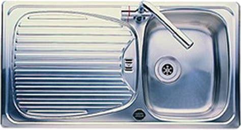 leisure kitchen sink euroline 1 0 bowl stainless steel kitchen sink reversible 3715