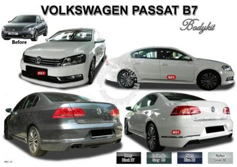 volkswagen passat  bodykit car accessories parts