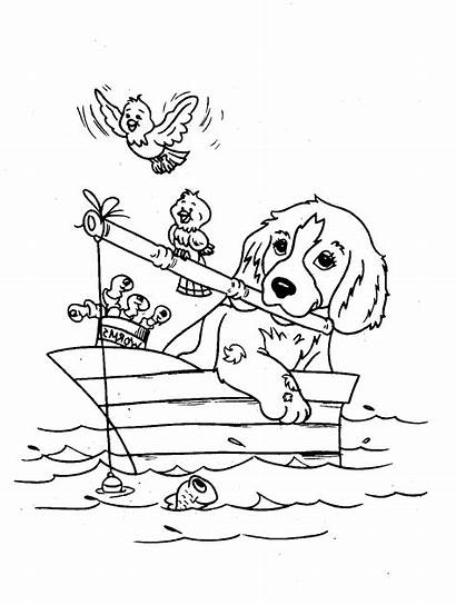 Coloring Pages Puppy Hard Dogs Popular