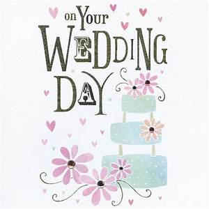 wedding cake wedding card karenza paperie With images of wedding day cards