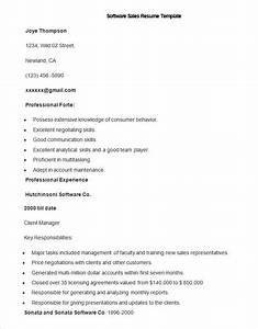 sales resume template 41 free samples examples format With free sales resume templates microsoft word