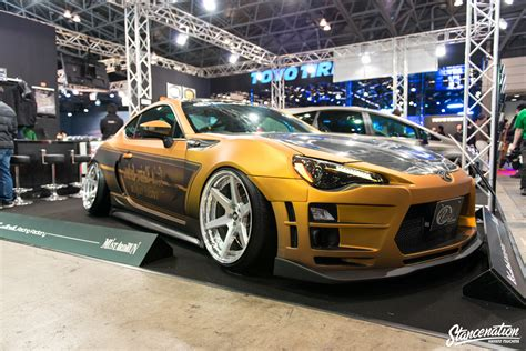 tokyo auto salon  photo coverage part