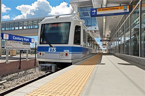 Automatic Light On And Off by Edmonton Transit Service Official Virtual Tour Seevirtual