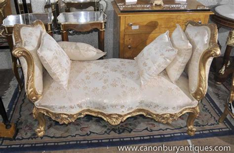 chaise cannée louis xv louis xv sofa day bed chaise lounge longue chair