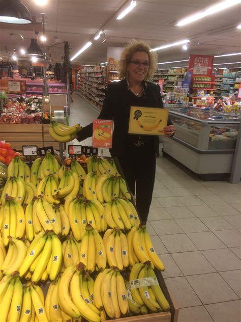 uitreiken bananen awards fair trade doetinchem