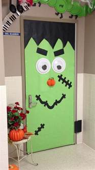 halloween door decorations ideas school nice decoration