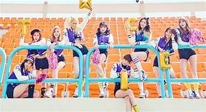 """TWICE transforms into cute sports cheerleaders for """"Cheer ..."""