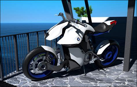Bmw Cool Design Motorcycle Hd Wallpaper #14887 Wallpaper