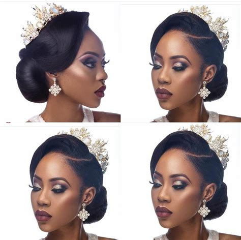 14 classy african american hairstyles for weddings the