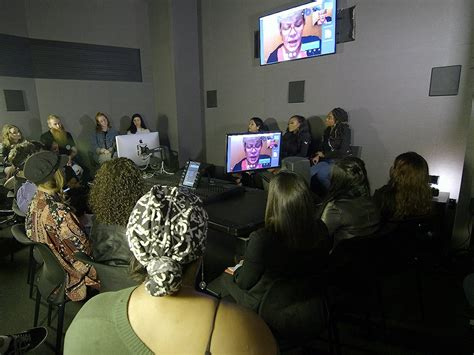 """Determine the songs you want to play at the event and visit the two. """"Have Your Own Sound"""": Women in Music Licensing Event Offers Feedback to Artists - Emerson Today"""