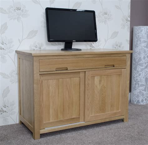 Devon Solid Oak Furniture Hidden Home Office Hideaway. Coastal Table Runners. Marble Top Sofa Table. Entry Level Help Desk. Full Bed Storage Drawers. Magnifying Desk Light. Oak Desks For Home. Wood Table Top Lowes. Cwru Help Desk