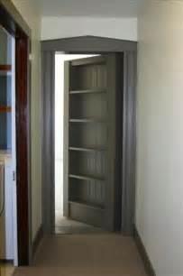 Secret Hidden Door Bookcase