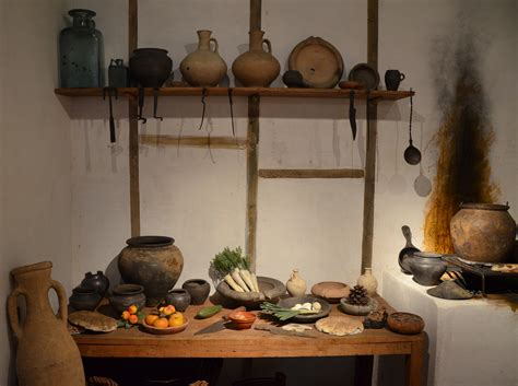 file reconstructed kitchen culina museum of