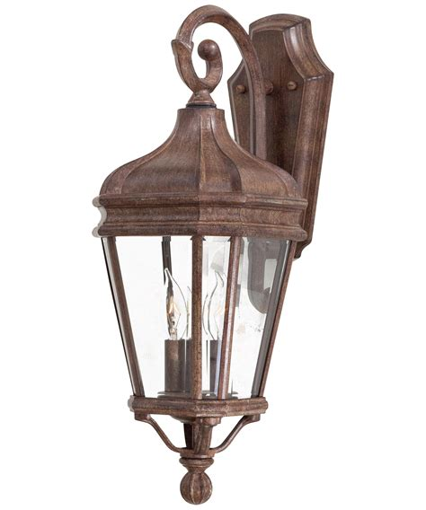 minka lavery 8691 harrison 2 light outdoor wall light