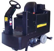 NSS Champ 3329   Ride On Scrubbers   Automatic Floor