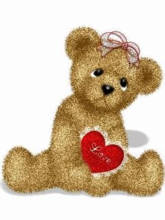 Animated Teddy Wallpapers For Mobile - animated wallpaper screensaver 240x320 for cellphone