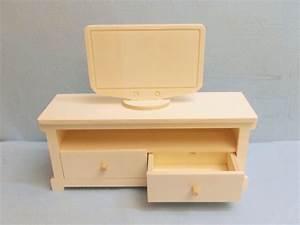 Tv 30 Cm : plan de meuble en bois id e int ressante pour la conception de meubles en bois qui inspire ~ Teatrodelosmanantiales.com Idées de Décoration