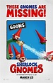 Sherlock Gnomes Movie Poster - #486021