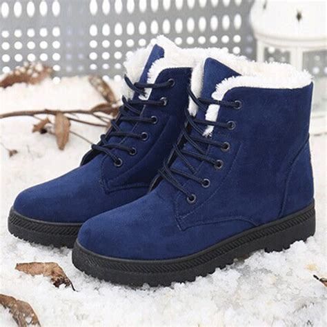 snow boots winter ankle boots women shoes  size shoes