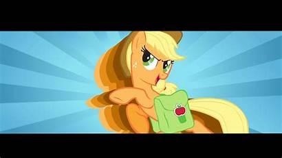Pony Applejack Magic Friendship Wallpapers Team Desktop