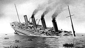 file britannic sinking jpg wikimedia commons