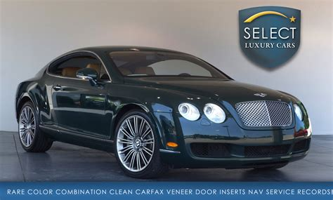 Used 2005 Bentley Continental Gt  Marietta, Ga