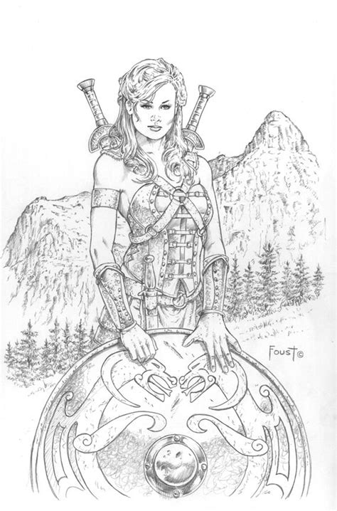 Amelina by MitchFoust.deviantart.com on @deviantART