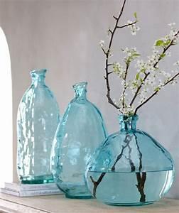 Bouteille En Verre Ikea : l vase en verre un joli d tail de la d co ~ Teatrodelosmanantiales.com Idées de Décoration